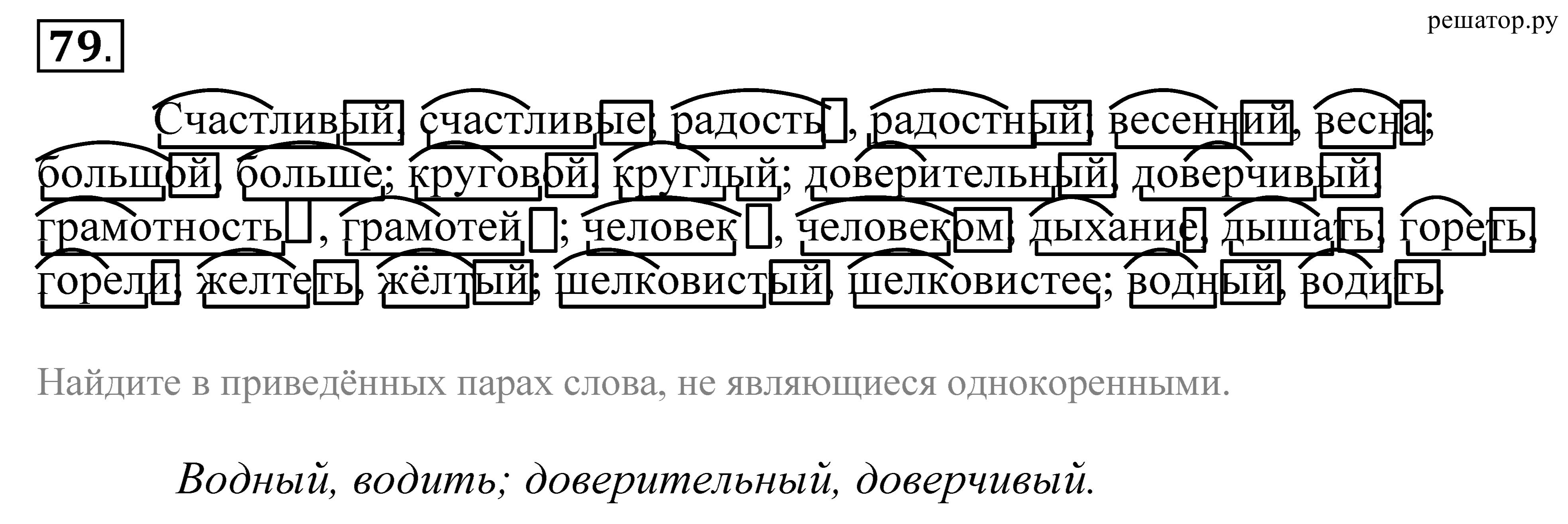 Готовые домашние задания по русскому языку 11 класс 2018 г