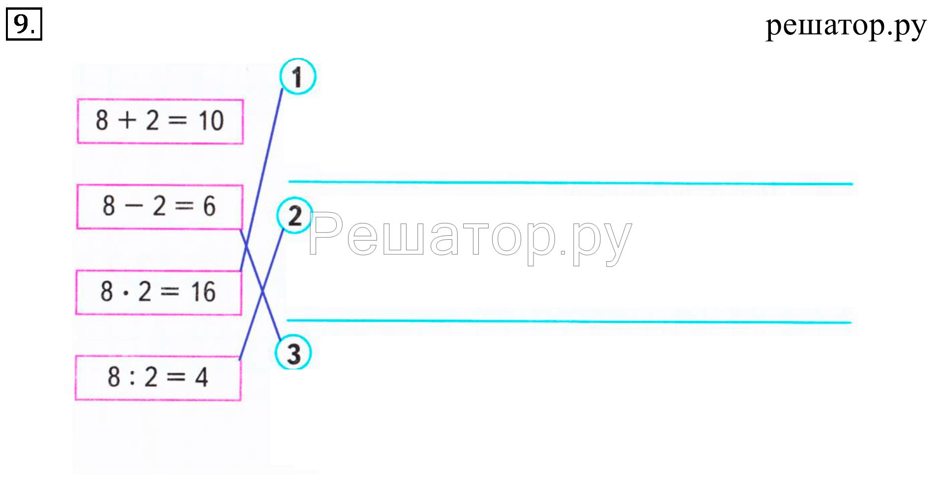 Как решить по тпо за 3 класс стр 13 математика