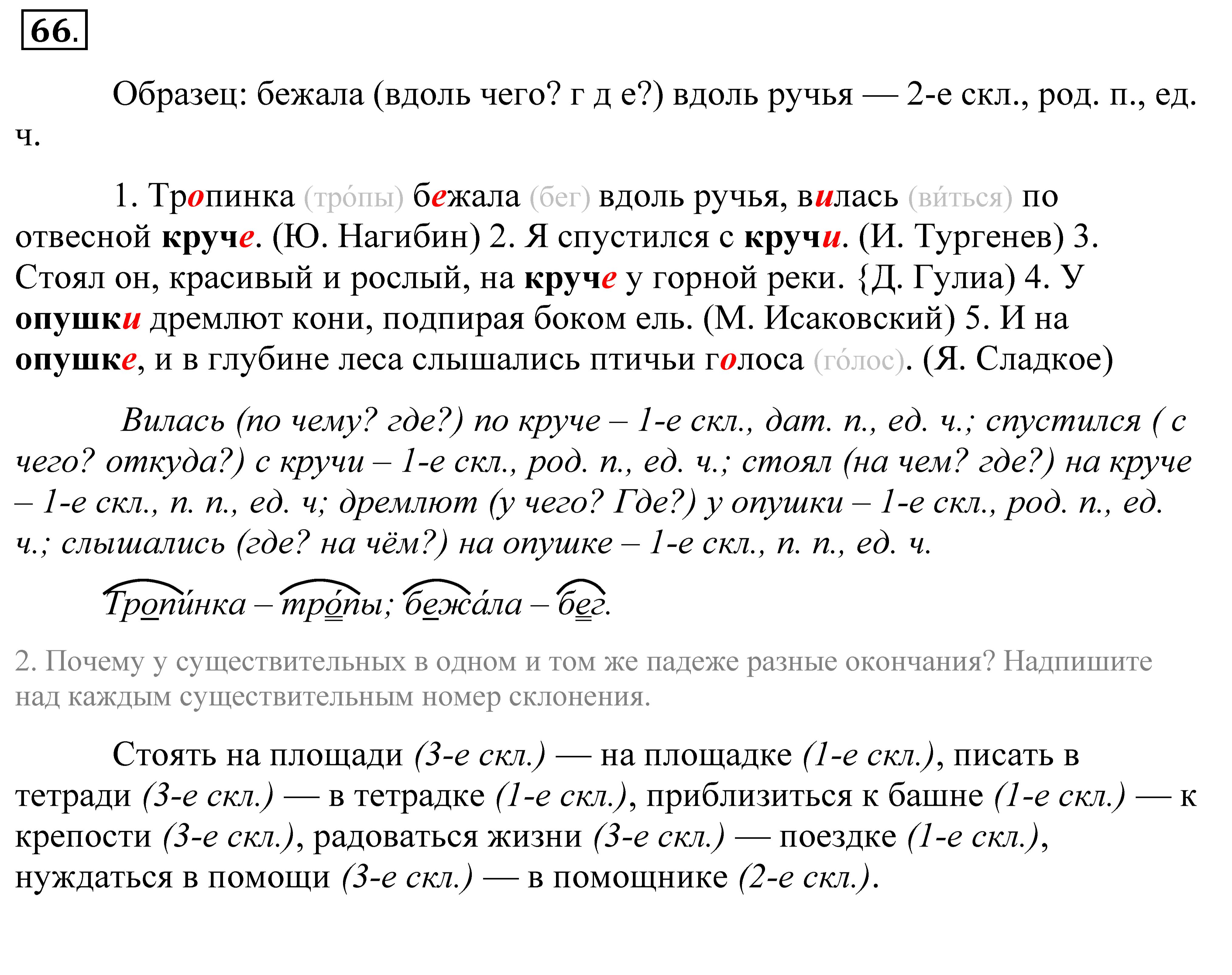 Гдз и решебник 5 класс по русскому г державин 2018 год