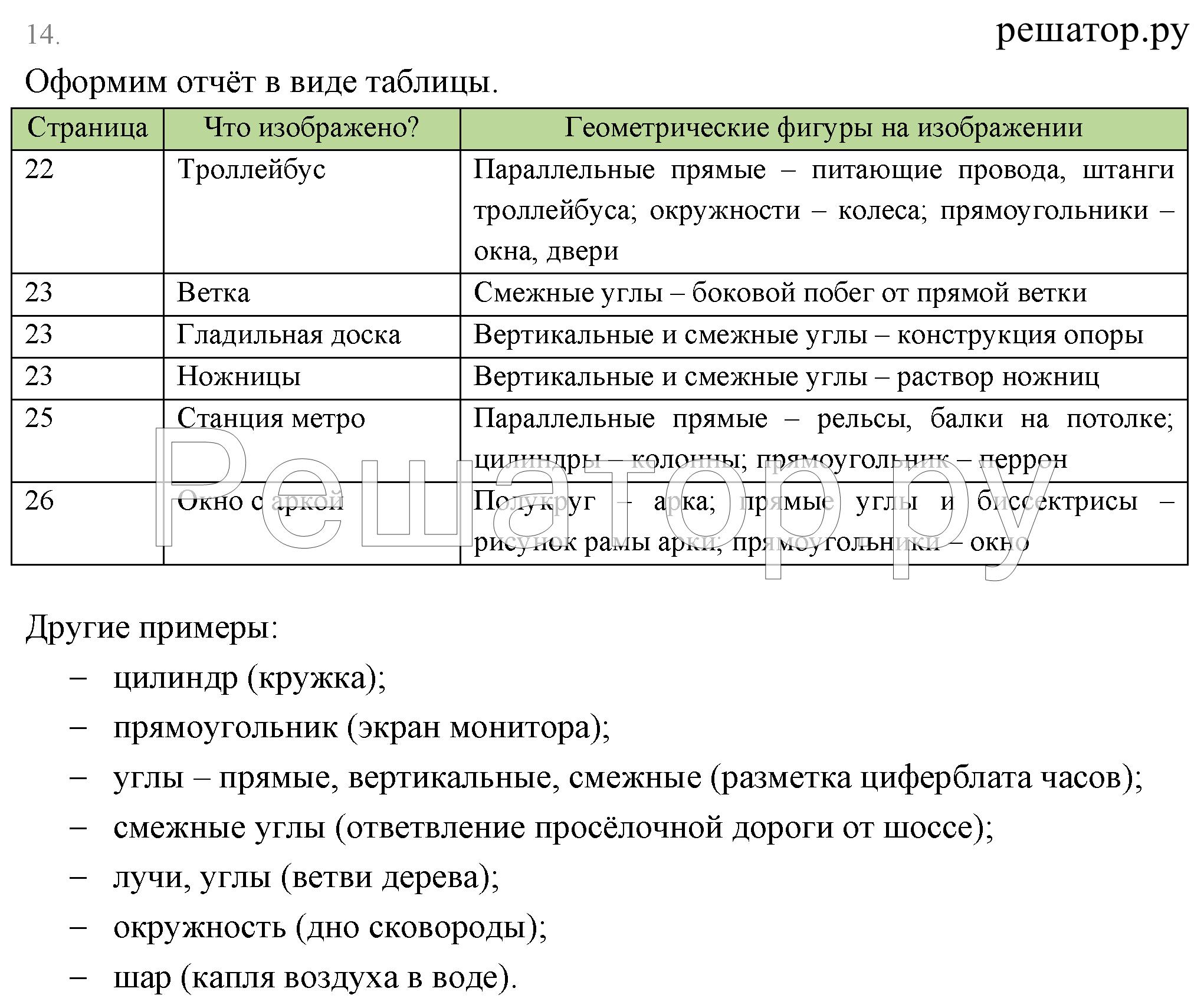 гдз контрольные вопросы по геометрии 7 класс