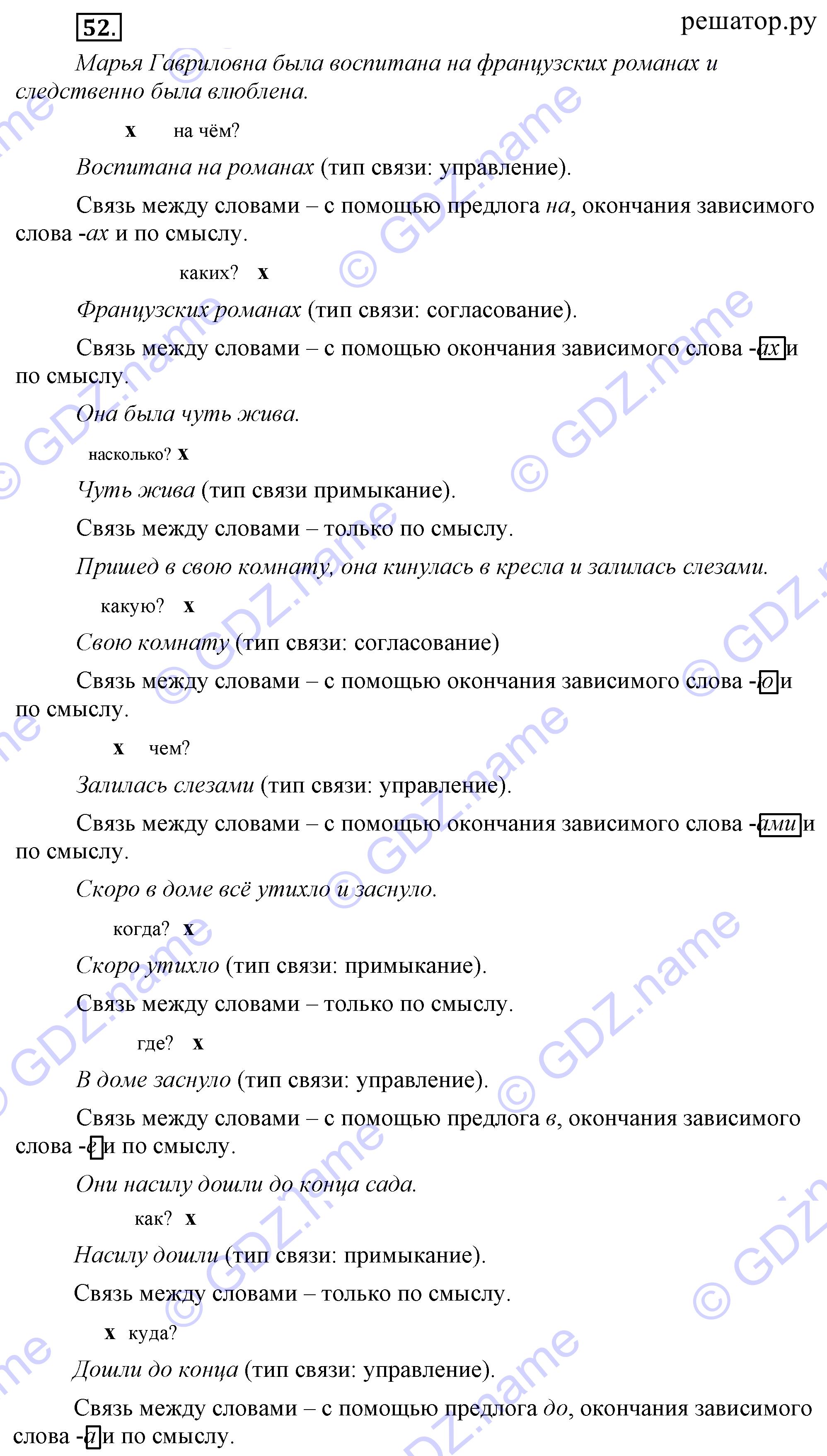 Русский язык 8 класс разумовская леканта
